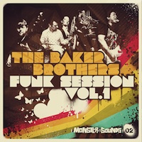 The Baker Brothers - Funk Session Vol.1 product image