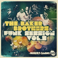 Baker Brothers - Funk Session Vol.2, The product image