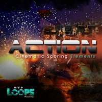 Action Cinematic Scoring Elements product image