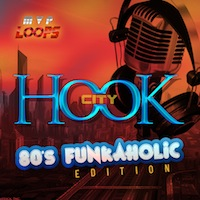 Hook City: 80s Funkaholics Edition product image