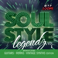Soul Style Legendz Vol.1 Guitars, Horns & Vintage Synths Edition product image