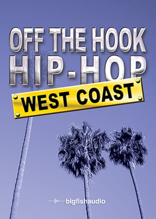 Off The Hook Hip Hop: West Coast product image