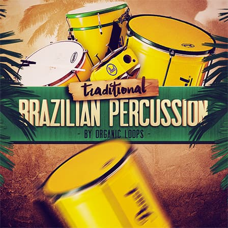 Traditional Brazilian Percussion product image