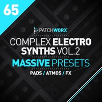 Complex Electro Synths 2 Massive Presets product image