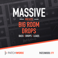 Big Room Drops - Massive Presets product image