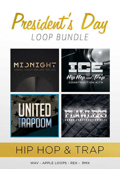 President's Day Bundle: Hip Hop & Trap product image