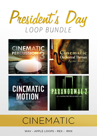President's Day Bundle: Cinematic product image