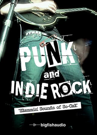 Punk & Indie Rock: Slammin Sounds of So-Cal product image
