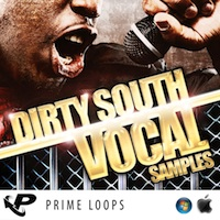 Dirty South Vocal Samples product image