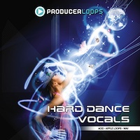 Hard Dance Vocals product image