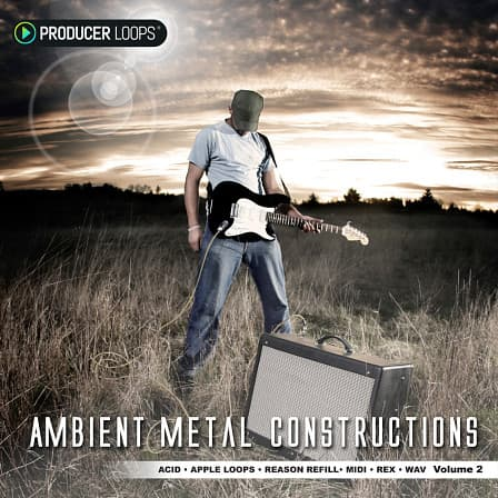 Ambient Metal Constructions 2 product image