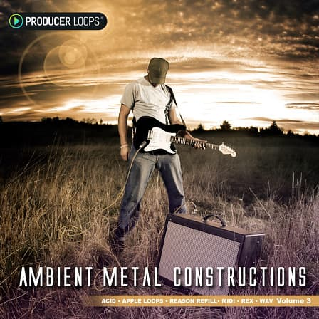 Ambient Metal Constructions 3 product image