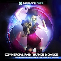 Commercial RnB: Trance & Dance Vol.1 product image