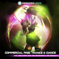 Commercial RnB: Trance & Dance Vol.2 product image
