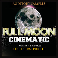 Cinematic Full Moon product image