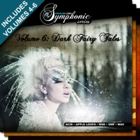 Symphonic Series Bundle (Vols 4-6) product image