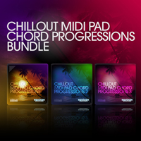 Chillout MIDI Pad Chord Progressions Bundle product image
