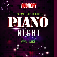 Cinematic Piano Night product image