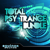 Total Psy Trance Bundle product image