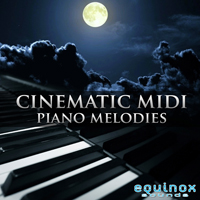 Cinematic MIDI Piano Melodies product image
