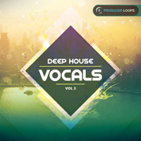 Deep House Vocals Vol.3 product image