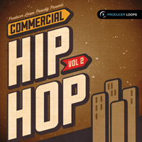 Commercial Hip Hop Vol.2 product image