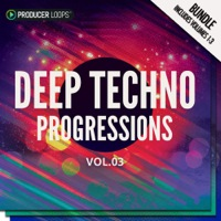 Deep Techno Progression Bundle (Vols 1-3) product image