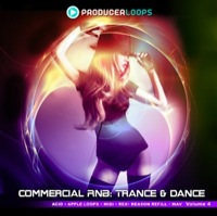 Commercial RnB: Trance & Dance Vol.4 product image