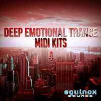 Deep Emotional Trance MIDI Kits 4 product image
