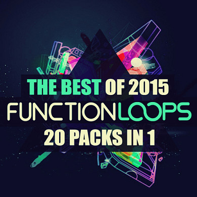 The Best of Function Loops 2015 product image