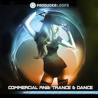 Commercial RnB: Trance & Dance Vol.6 product image