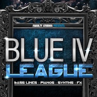 Blue IV League product image