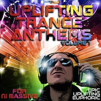 Uplifting Trance Anthems Vol.1 For NI Massive product image