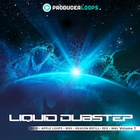 Liquid Dubstep Vol.1 product image