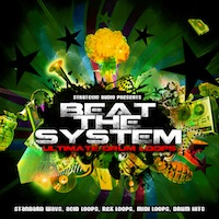 Beat The System: Ultimate Drum Loops product image