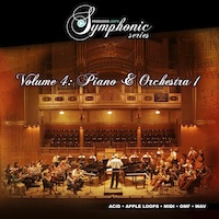 Symphonic Series Vol.4: Piano & Orchestra 1 product image