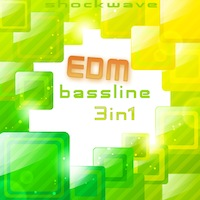 3-in-1 EDM Bassline product image