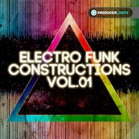 Electro Funk Constructions Vol.1 product image