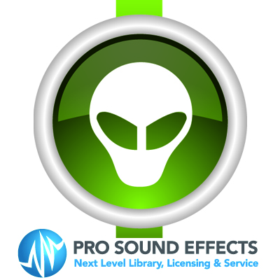Science Fiction Sound Effects - Alarms product image
