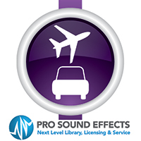 Transportation Sound Effects - Voice Clips - Flight Attendant product image