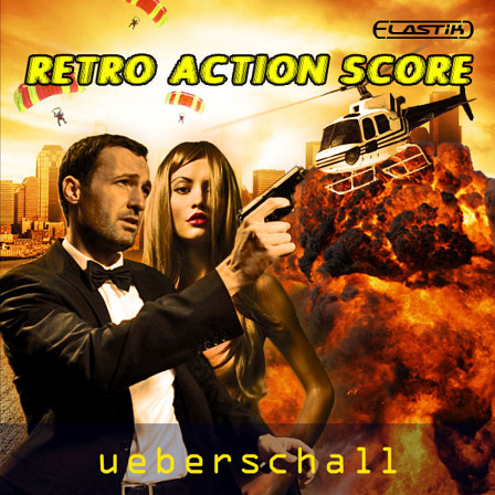 Retro Action Score product image