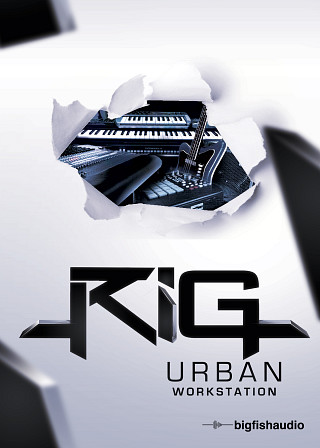 RiG: Urban Workstation product image