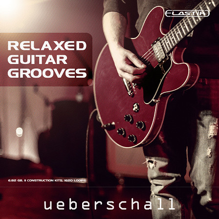Relaxed Guitar Grooves product image