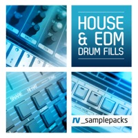 House & EDM Drum Fills product image