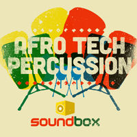 Afro Tech Percussion product image