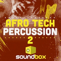 Afro Tech Percussion Vol.2 product image