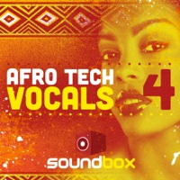 Afro Tech Vocals 4 product image