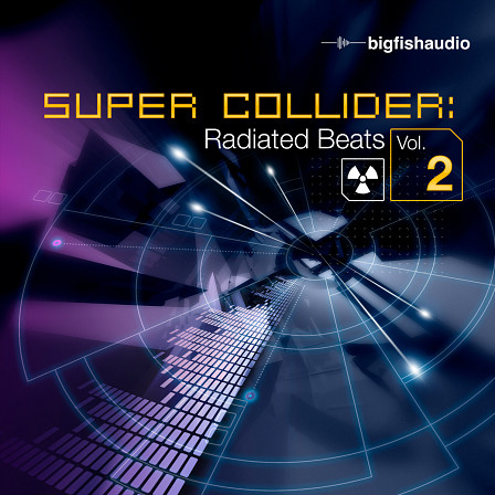 Super Collider: Radiated Beats Vol.2 product image