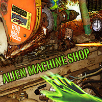 Alien Machine Shop product image