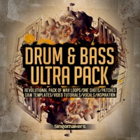 Drum & Bass Ultra Pack product image
